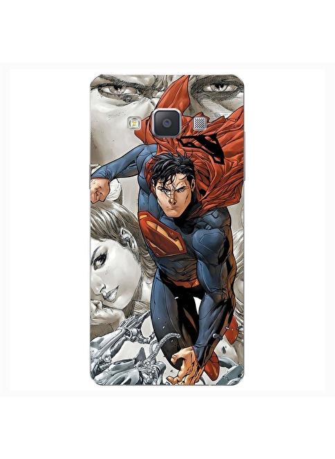 People's Cover Samsung A5 Kabartmalı Kapak Renkli